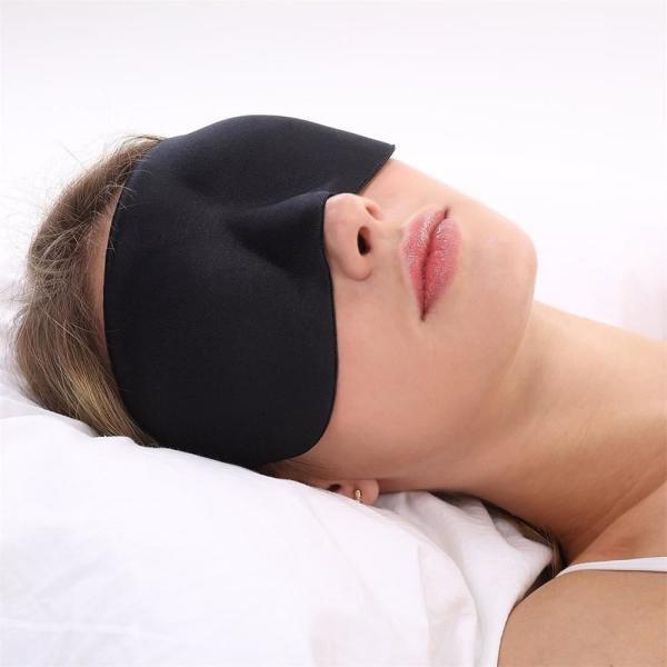 アイマスク 安眠睡眠アイマスク シルク 軽量 3d立体型 低反発 アイマスク 3d アイマスク シルク アイマスク 旅行 アイマスク 立体|ty-factory|02