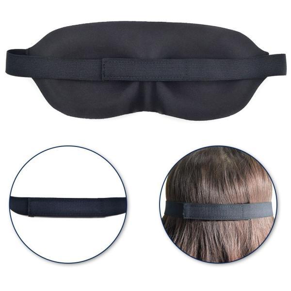 アイマスク 安眠睡眠アイマスク シルク 軽量 3d立体型 低反発 アイマスク 3d アイマスク シルク アイマスク 旅行 アイマスク 立体|ty-factory|05