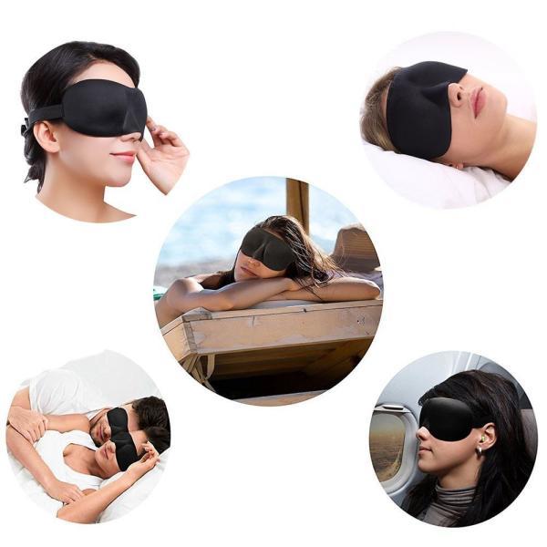 アイマスク 安眠睡眠アイマスク シルク 軽量 3d立体型 低反発 アイマスク 3d アイマスク シルク アイマスク 旅行 アイマスク 立体|ty-factory|09