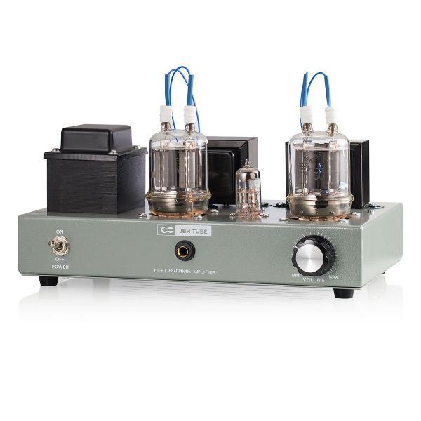 高級感溢れ 6N2+FU19HiFi真空管アンプヘッドフォンアンプ内蔵アンプステレオ