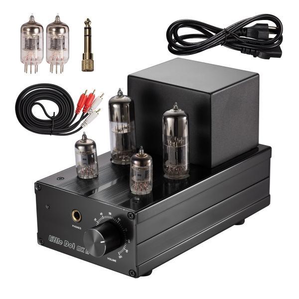 LittleDotMKIIMK26J1+6N6真空管ヘッドフォンアンププリアンプアップグレード