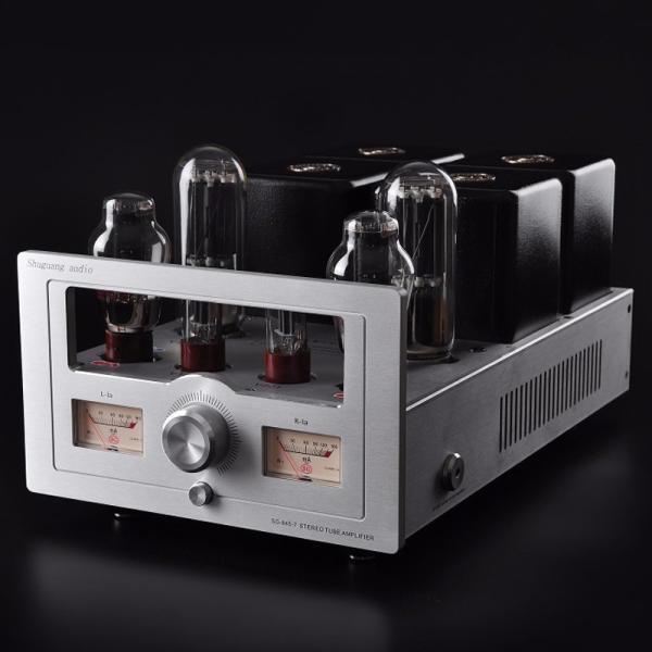 Shuguang Audio 300B プッシュ 845 真空管内蔵アンプ HiFi Class A アンプ パワーアンプ 真空管アンプ