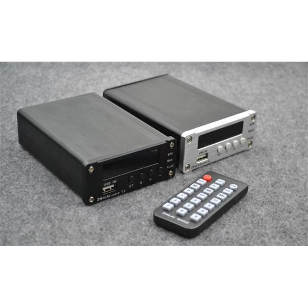 【激安!!】 ZHILAI T5 ロスレスAPE Player HiFi USB ADC オーディオ デコーダ 光ファイバ 同軸 アナログ出力 メール便発送不可