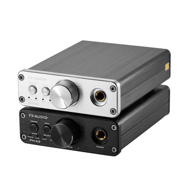 FX-Audio PH-A2 TPA6120 ポータ...