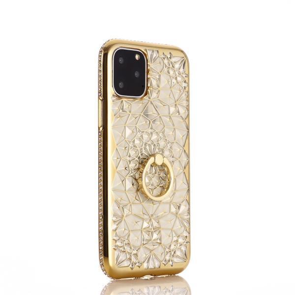 iPhone 11 / iPhone 11 Pro / iPhone 11 Pro Max ケース 2019 リング付き スタンド機能 透明 キラキラ 全面保護カバー 耐衝撃 擦り傷防止 スリム・薄型|tysj-online|06