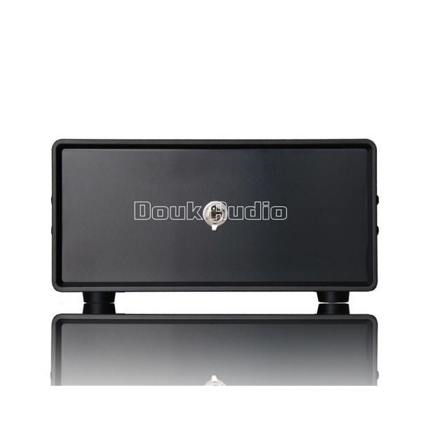【新登場!】 Douk Audio 4チャンネル2入力 オーディオスプリッタ スイッチャ RCA 自動車専用オーディオ変換 送料無料