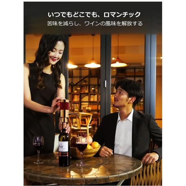 SORBO ワインエアレーター ワイン 焼酎 焼肉ワインバー ワインバー 飲食店 居酒屋 デキャンタ デキャンタージュ|tysj-online|18