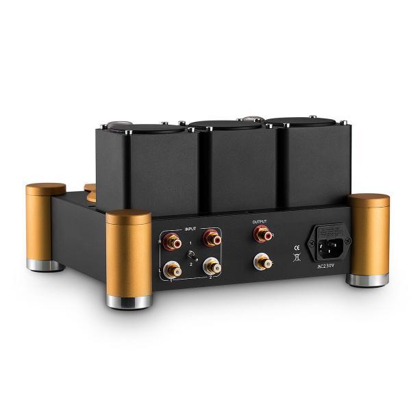 Nobsound 6SN7 ECC83 真空管 ヘッドフォンアンプ A級 ステレオ オーディオ アンプ Hi-Fi プリアンプ|tysj-shop|03