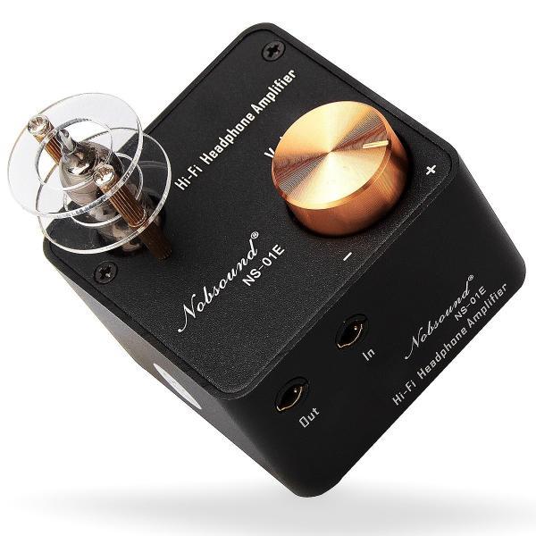 Nobsound NS-01E Mini ステレオ ハイブリッドアンプ ヘッドホンアンプ hi-fi オーディオアンプ 真空管|tysj-shop|10