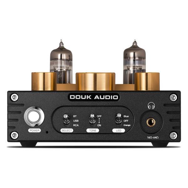 Douk Audio P1 HiFi Bluetooth 5.0 真空管プリアンプ USB DAC APTX プリアンプ tysj-shop 04