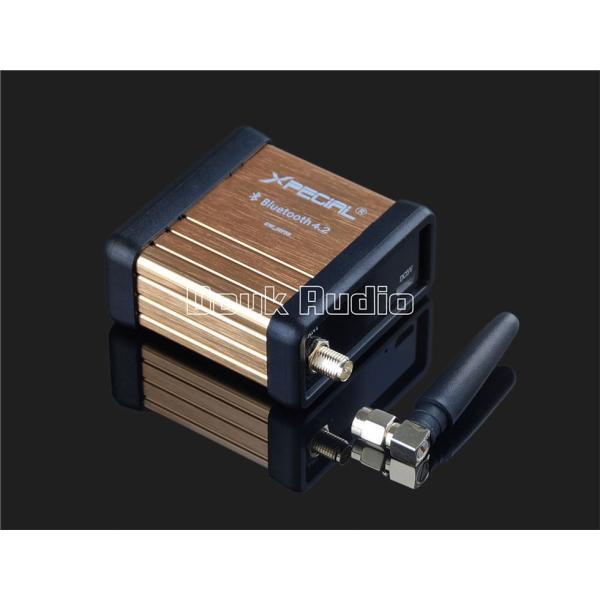 Mini Bluetooth 4.2 オーディオ レシーバー ステレオ Hi-Fi ボックス アダプタ APTX 3.5mm / RCA出力