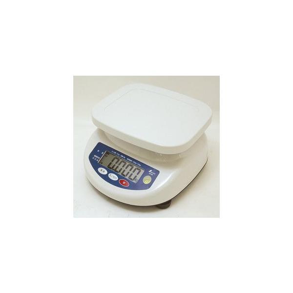 シンワ 防水デジタル上皿はかり 6kg 品番:70105
