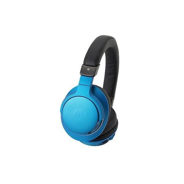 オーディオテクニカ Sound Reality ATH-AR5BT BL ターコイズブルー