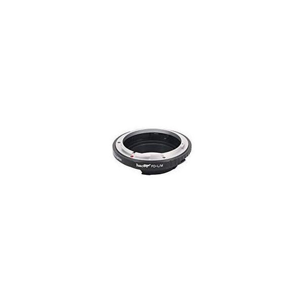 Haogeレンズマウントアダプタfor Canon FDマウントレンズto Leica m-mountカメラなどm240、m240p、m26