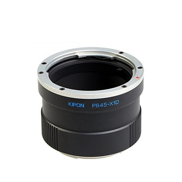 KIPON キポン P645-X1D ペンタックス645-ハッセルブラッド X1D マウントアダプター