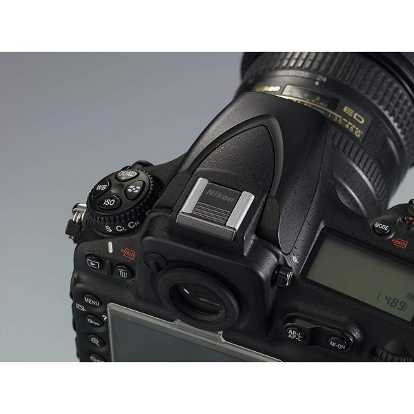 Nikon アクセサリーシューカバー メタルブラック ASC03BK