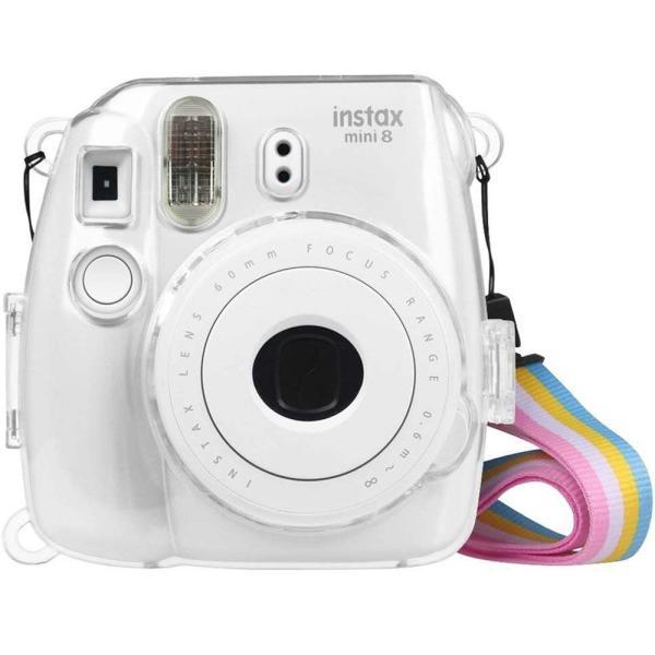 Fintie FUJIFILM インスタントカメラ チェキ Fujifilm instax mini 9 / mini 8 / mini 8|tywith2