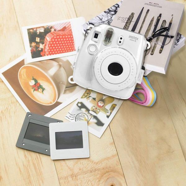 Fintie FUJIFILM インスタントカメラ チェキ Fujifilm instax mini 9 / mini 8 / mini 8|tywith2|03