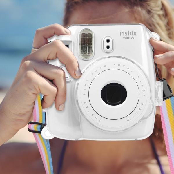 Fintie FUJIFILM インスタントカメラ チェキ Fujifilm instax mini 9 / mini 8 / mini 8|tywith2|05
