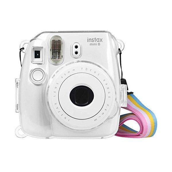 Fintie FUJIFILM インスタントカメラ チェキ Fujifilm instax mini 9 / mini 8 / mini 8|tywith2|09