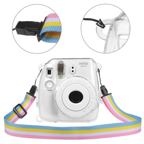 Fintie FUJIFILM インスタントカメラ チェキ Fujifilm instax mini 9 / mini 8 / mini 8|tywith2|10