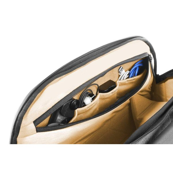 国内正規品PeakDesign ピークデザイン エブリデイスリング10L ジェットブラック BSL-10-BK-1|tywith2