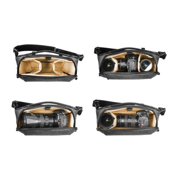 国内正規品PeakDesign ピークデザイン エブリデイスリング10L ジェットブラック BSL-10-BK-1|tywith2|06