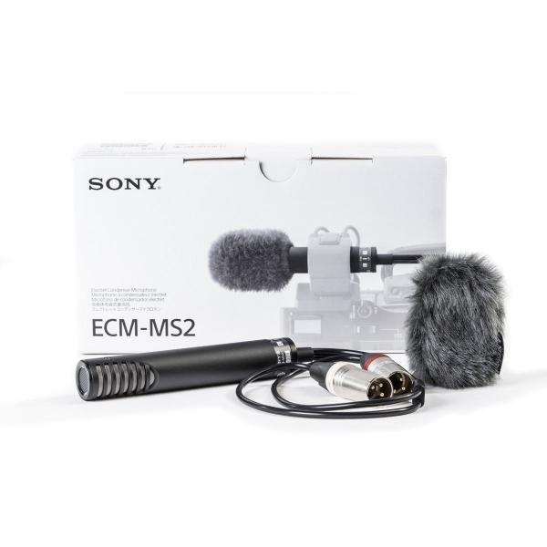 ソニー エレクトレットコンデンサーマイクロホン ECM-MS2