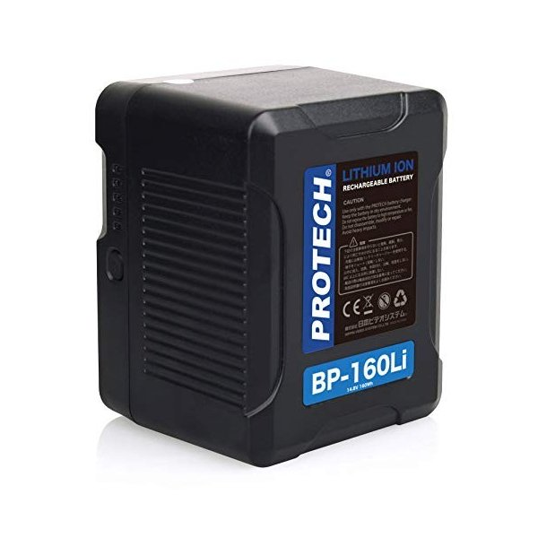 PROTECH リチウムイオンバッテリー 160Wh BP-160Li
