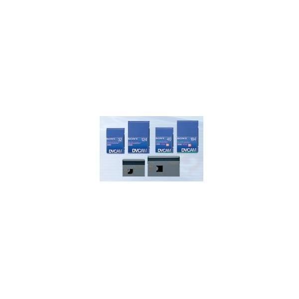 国内正規品SONY/ソニー DVCAM テープ メモリーなし 10本セットPDV-124N