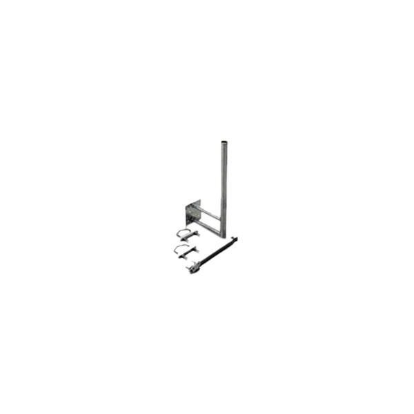 BUFFALO 屋外アンテナ取り付け金具 ベランダ用 WLE-KG-VPA