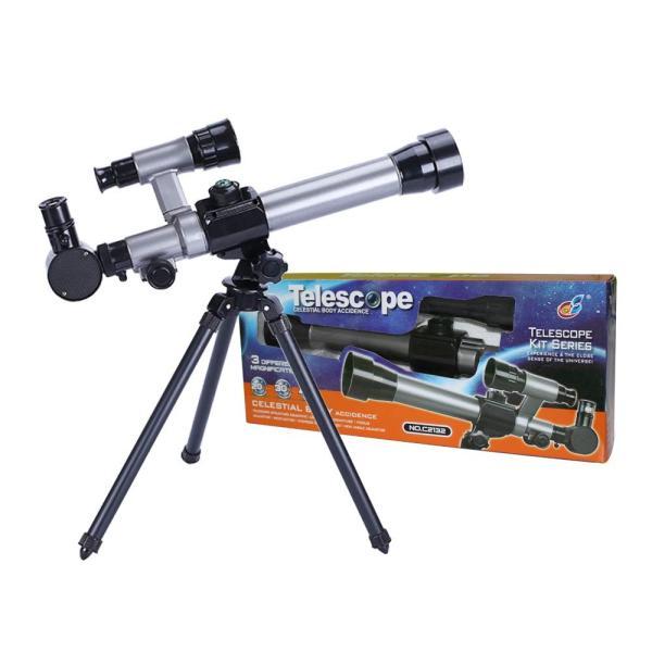 FUNRUI 子供の望遠鏡 20X-30X-40X 調節可能な 天体天文 望遠鏡 子ども 初心者 屈折三脚単眼望遠鏡 コンパス付き おもちゃ|tywith2|05