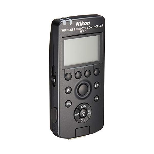 Nikon ワイヤレスリモートコントローラー WR-1