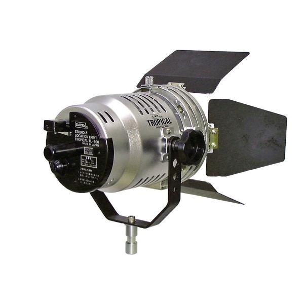 LPL ビデオライト スタジオ&ロケーションライト TL-500 キット3 L25733