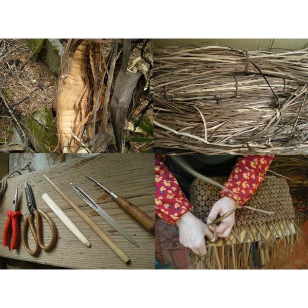 山下工芸(Yamasita craft) 山葡萄コレクション 山葡萄ウォレット 六角花編み 削皮 16116 92363000|tywith2