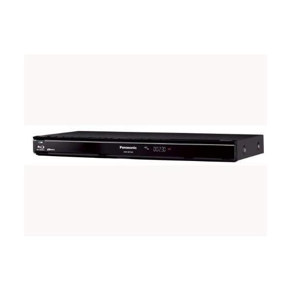 パナソニック 500GB 1チューナー ブルーレイレコーダー ブラック DIGA DMR-BRT230-K