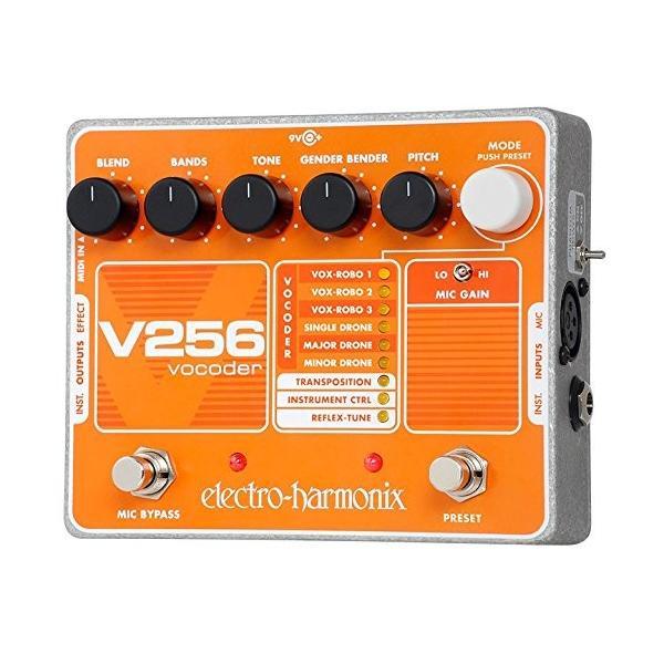 electro-harmonix エレクトロハーモニクス ボーカルエフェクター V256 国内正規品