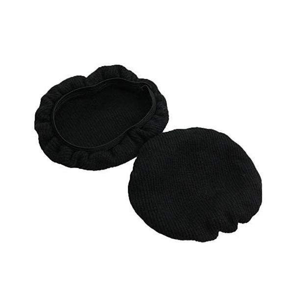 k.mono屋 ヘッドフォンカバー 蒸れを軽減 手洗い可能 5-8? ヘッドフォン対応 イヤーパッド