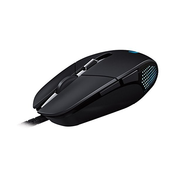Logitech G302 Daedalus Prime MOBA Gaming Mouse 並行輸入品|tywith