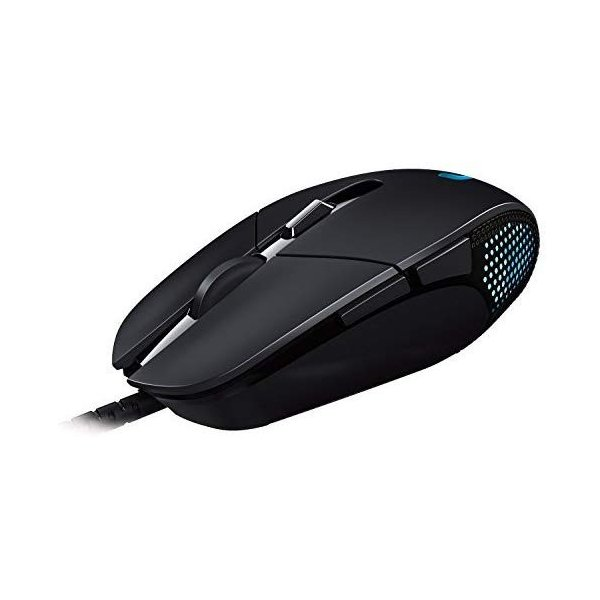 Logitech G302 Daedalus Prime MOBA Gaming Mouse 並行輸入品|tywith|04
