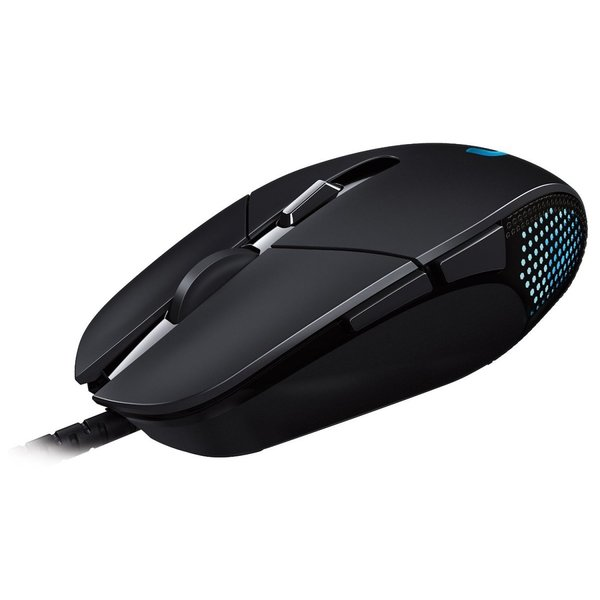 Logitech G302 Daedalus Prime MOBA Gaming Mouse 並行輸入品|tywith|07