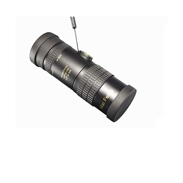 Comgrow 高品質単眼鏡 (携帯ホルダー&三脚付き)携帯電話望遠鏡 人気 単眼鏡 高倍率 望遠鏡 撮 影可 取り外し可能 脱落防止 クリ