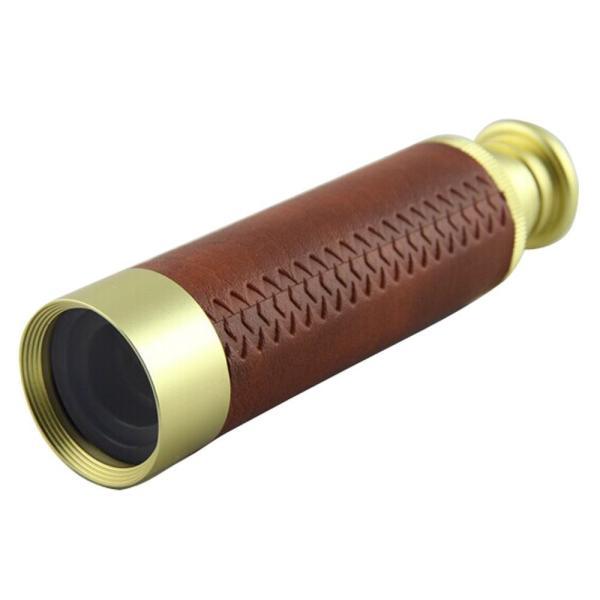 jiroo ハンドテレスコープ リアルスコープ 9×32 9倍 32口径 望遠鏡 単眼鏡 遠近両用 野外フェス スポーツ観戦 アウトドア 軽