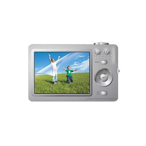 ELECOM デジタルカメラ用 液晶保護フィルム 2.5インチ エアーレス 光沢タイプ DGP-006FLAG