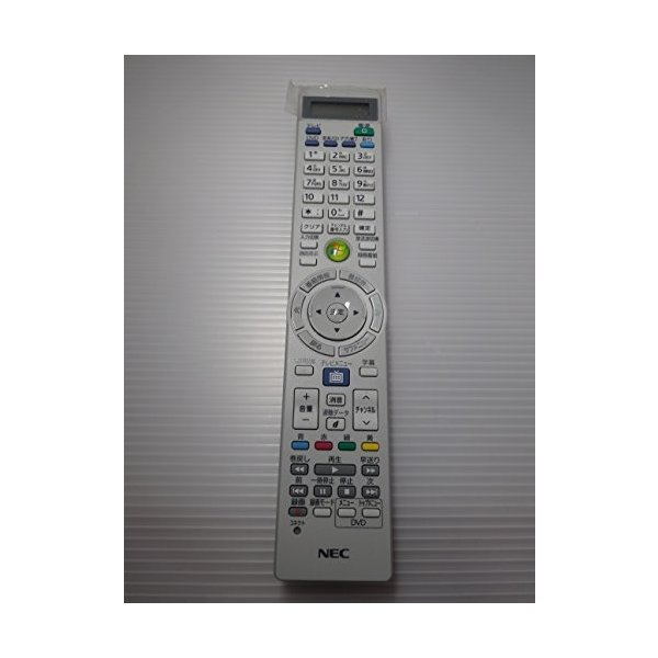 NEC PCリモコン P/N:853-410148-001-A