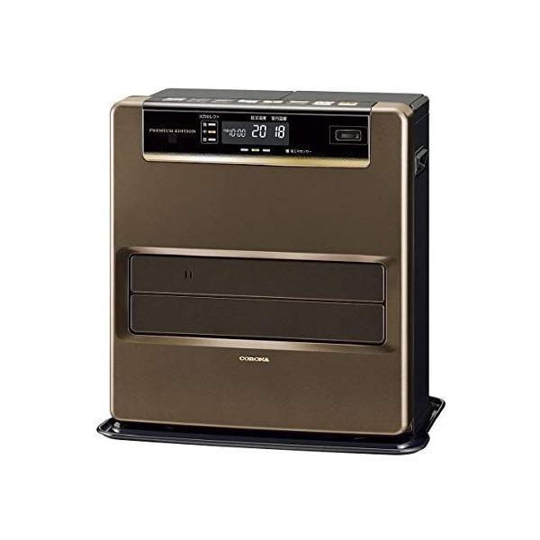 コロナ 石油ファンヒーター(木造10畳/コンクリート13畳まで)暖房器具CORONA アーバンブラウン FH-WZ3618BY-TU