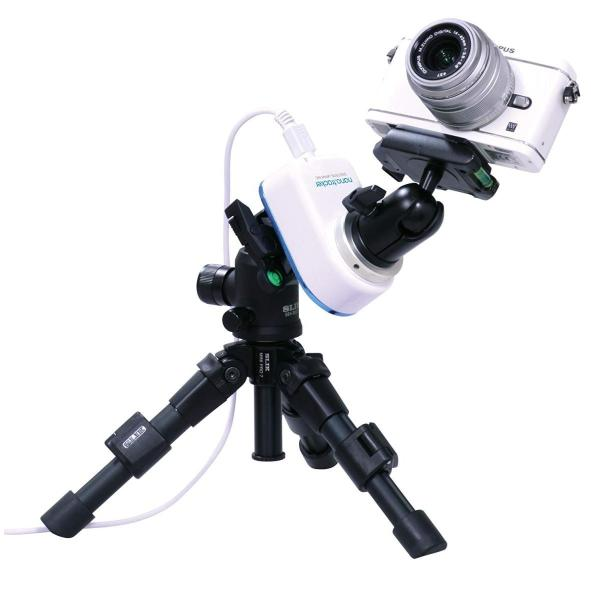 Sightron コンパクト赤道義 NEW nano.tracker 外部バッテリー対応 AS0005