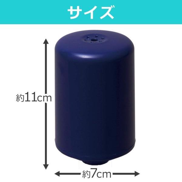 アイリスオーヤマ 加湿器 イオン交換樹脂フィルターネイビー HBK-15B-L