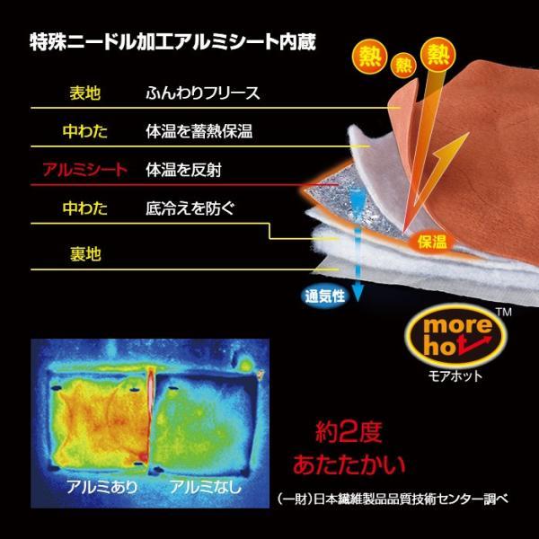 NEW暖暖あったか節電マット 2枚組|u-port|04