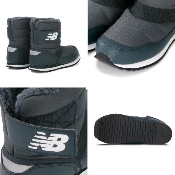 ニューバランス YO996 2019新作 ブーツ レディース シューズ ブーツ 996 ブラック YO996 冬 防寒 BBK BGR アウトドア u-stream 03